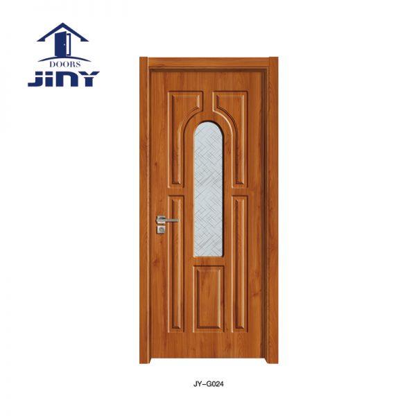 Wooden Glass Door