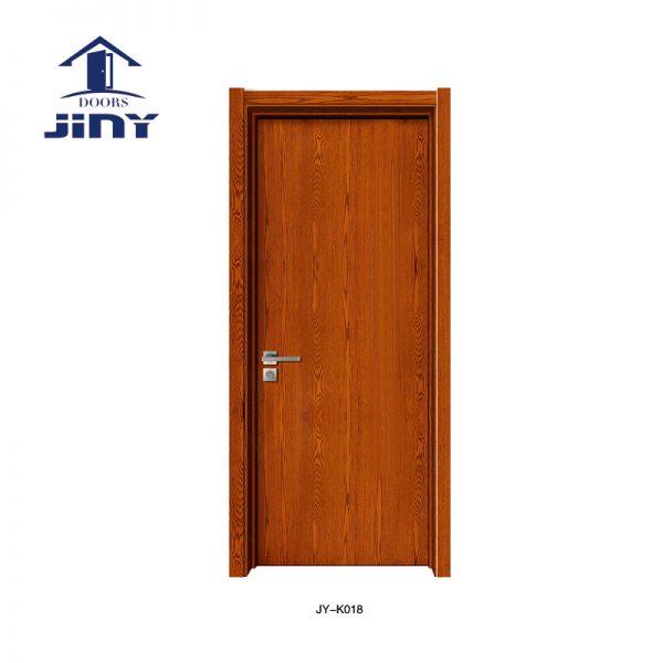 Wood Grain Flat Doors