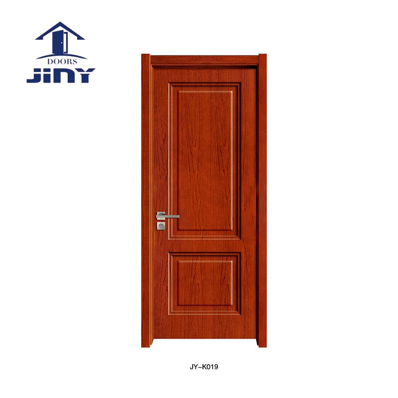 Wood Grain Home Door