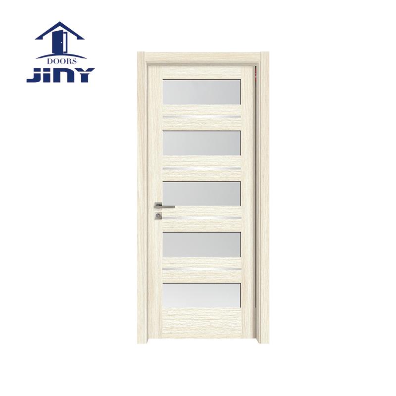 Solid Panel Wood Door